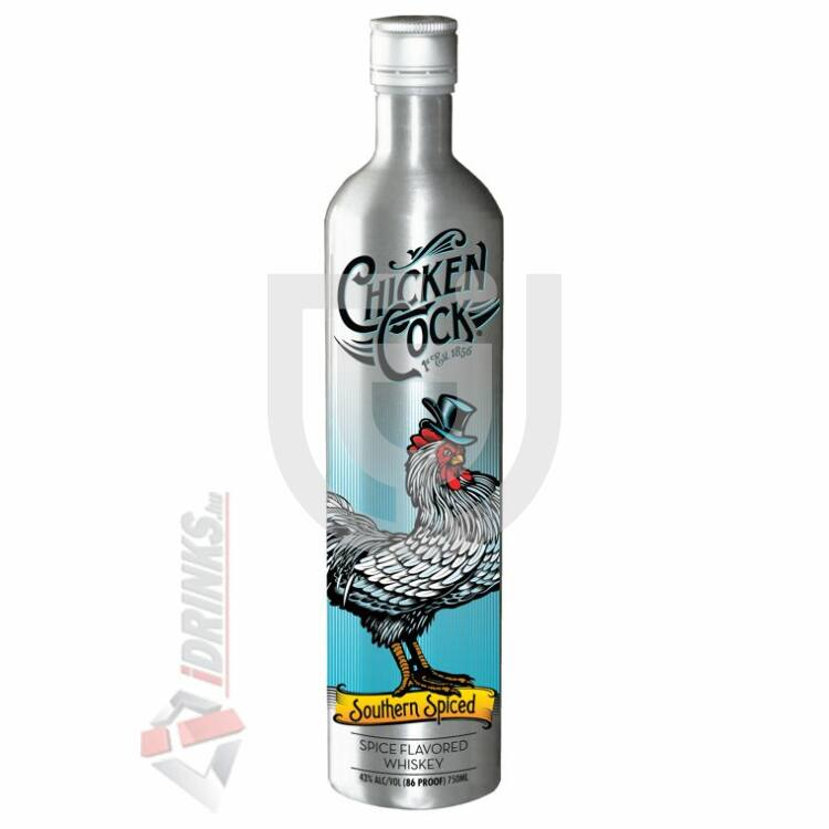 Chicken Cock Southern Spiced Whiskey [0,7L|35%]