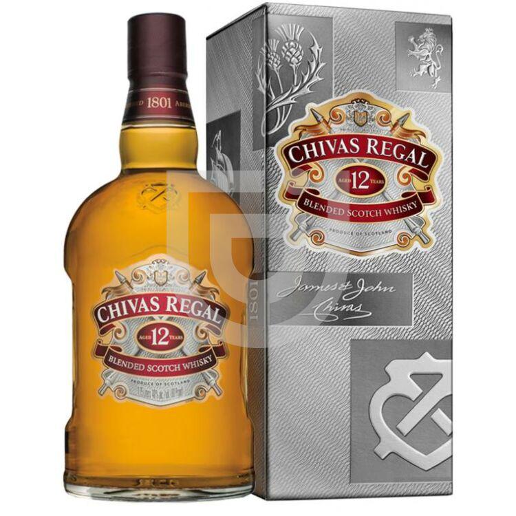 Chivas Regal 12 Years Whisky Magnum [1,5L|40%]