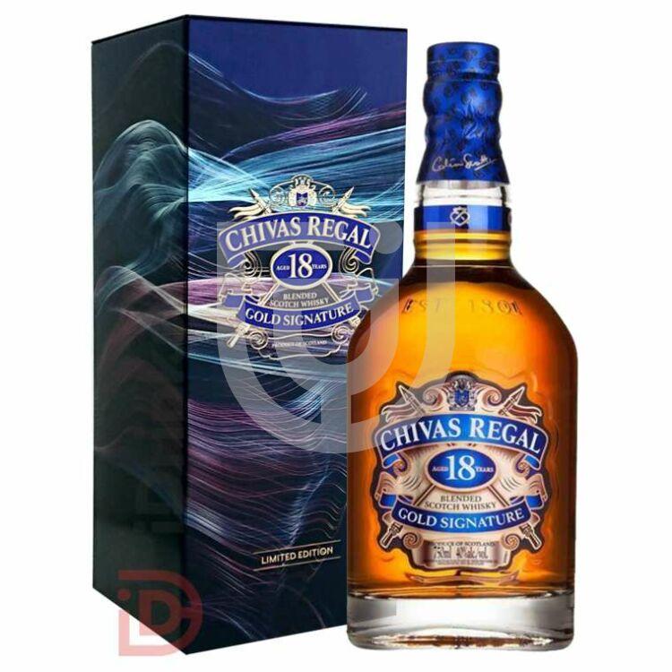 Chivas Regal 18 Years Whisky (FDD) [0,7L|40%]