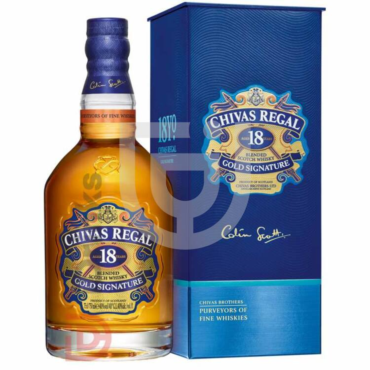 Chivas Regal 18 Years Whisky [0,7L|40%]