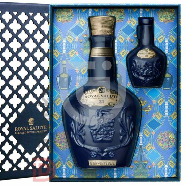 Chivas Regal Royal Salute 21 Years Whisky (Special Edition) [0,7L+0,05L|40%]