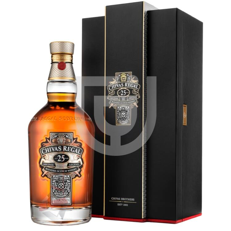 Chivas Regal 25 Years Whisky [0,7L 40%]