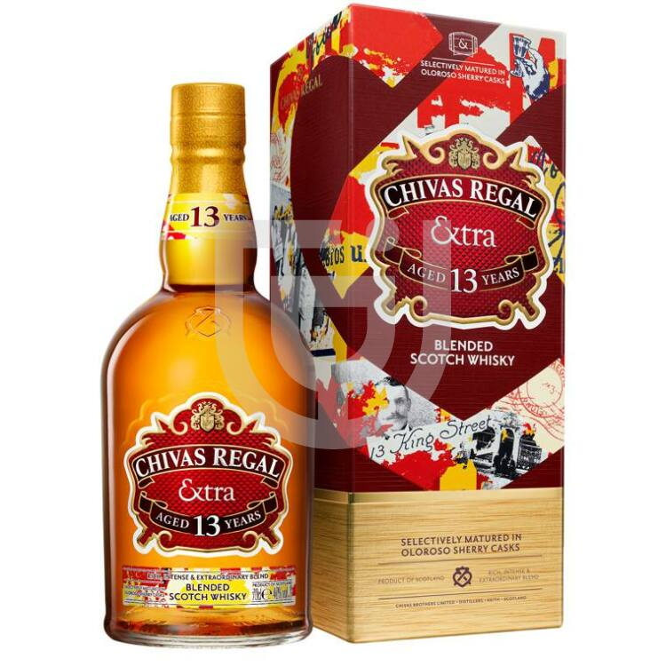 Chivas Regal Extra 13 Years Whisky [0,7L 40%]