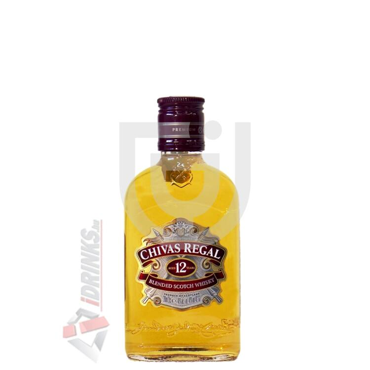 Chivas Regal 12 Years Whisky Mini [0,2L|40%]