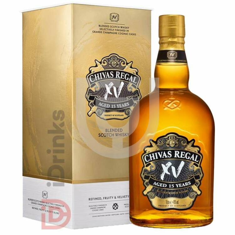 Chivas Regal XV 15 Years Whisky [0,7L|40%]