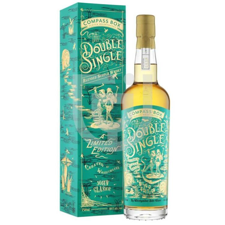 Compass Box Double Single Whisky [0,7L|46%]