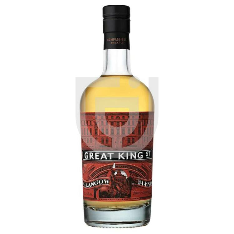 Compass Box Great King Street Glasgow Blend Whisky [0,7L 43%]