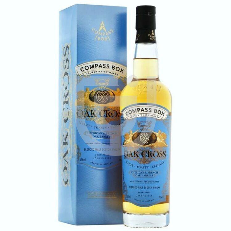 Compass Box Oak Cross Whisky [0,7L 43%]