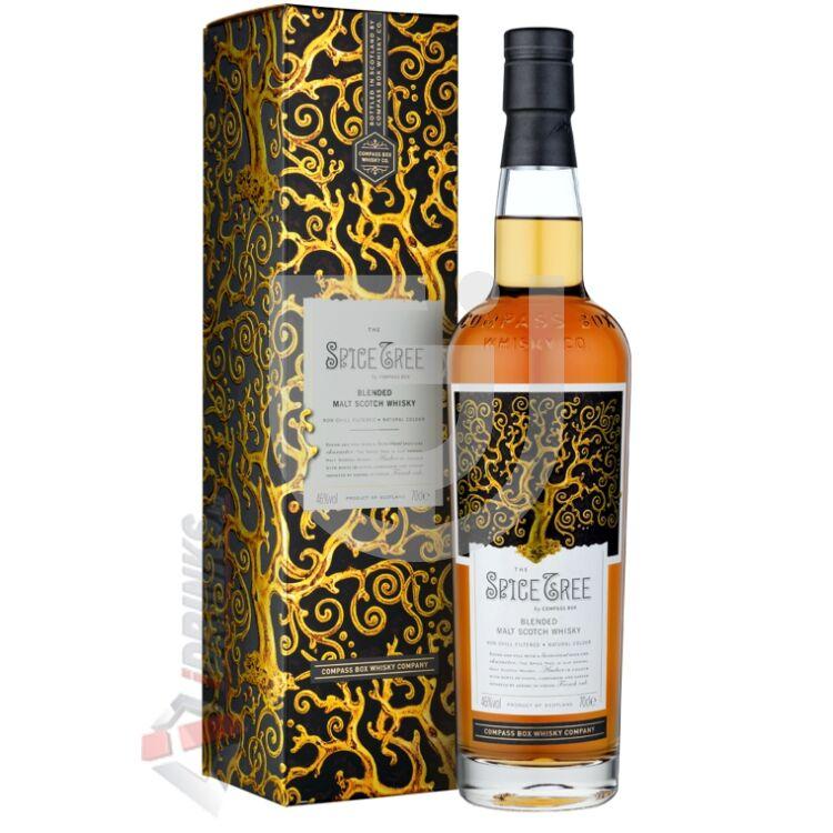 Compass Box Spice Tree Whisky [0,7L 46%]