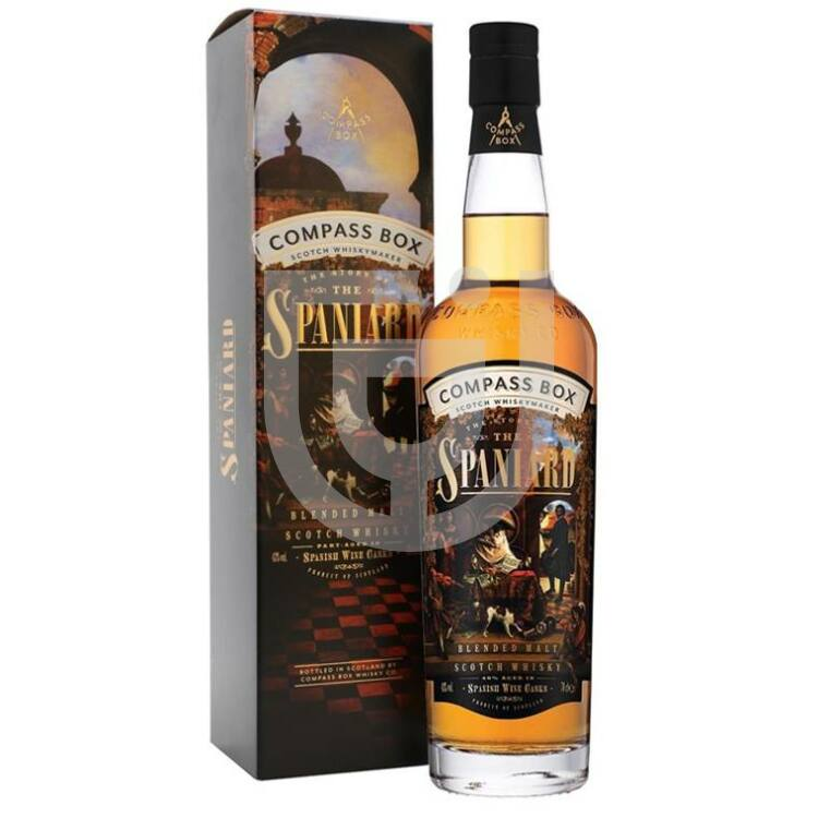 Compass Box The Story of the Spaniard Whisky [0,7L 43%]