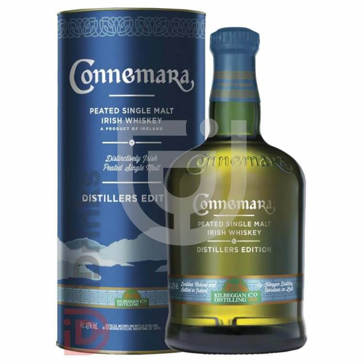Connemara Distillers Edition Whiskey [0,7L|43%]