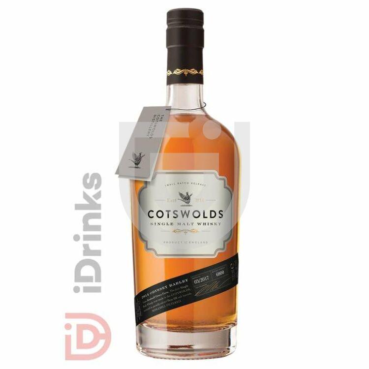 Cotswolds Single Malt Whisky [0,7L 46%]