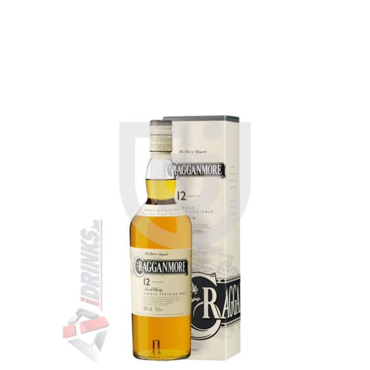 Cragganmore 12 Years Whisky (DD) [0,2L|40%]