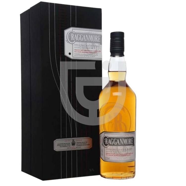 Cragganmore Natural Cask Strength Whisky [0,7L|55,7%]