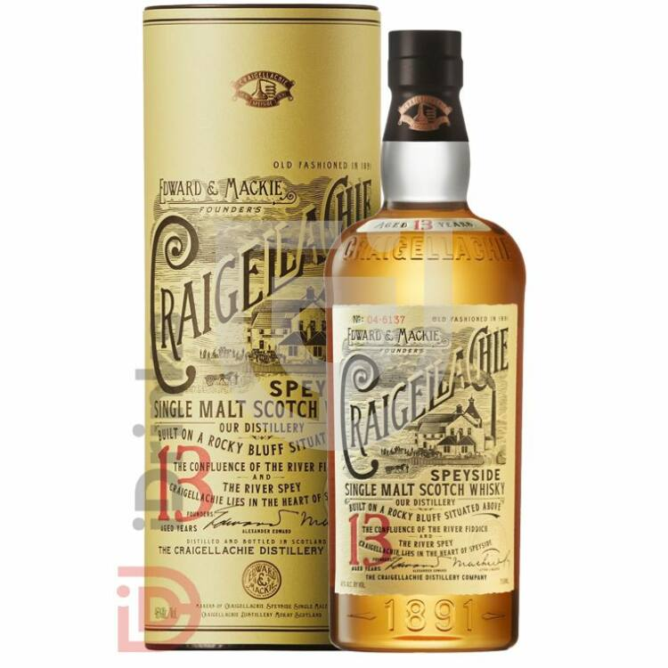 Craigellachie 13 Years Whisky [0,7L|46%]