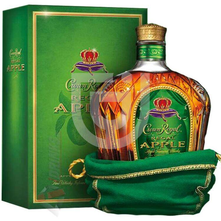 Crown Royal Apple Whisky [1L 35%]