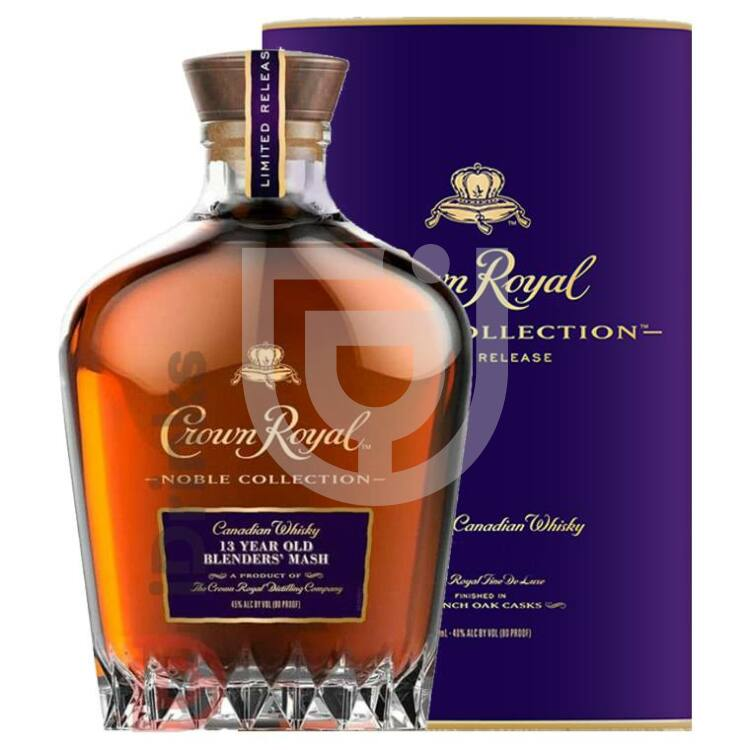 Crown Royal Noble Collection 13 Years Bourbon Mash Whiskey [0,75L|45%]