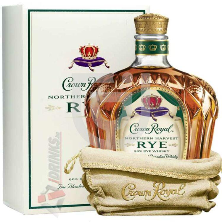Crown Royal Northern Harvest Rye Whiskey [1L|45%]