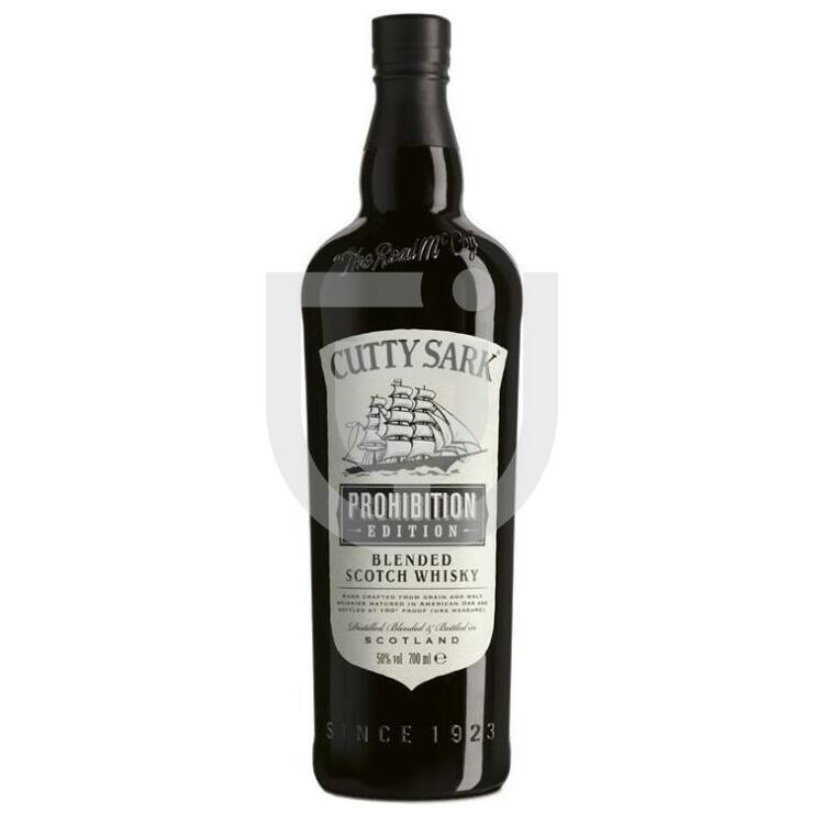 Cutty Sark Prohibition Whisky [0,7L 50%]