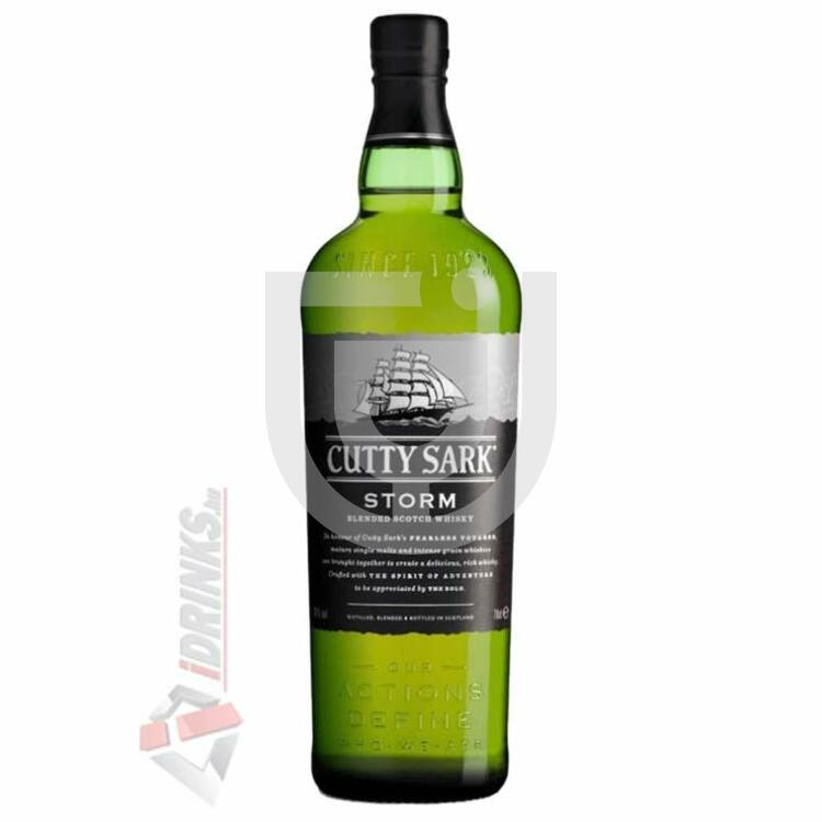 Cutty Sark Storm Whisky [0,7L|40%]
