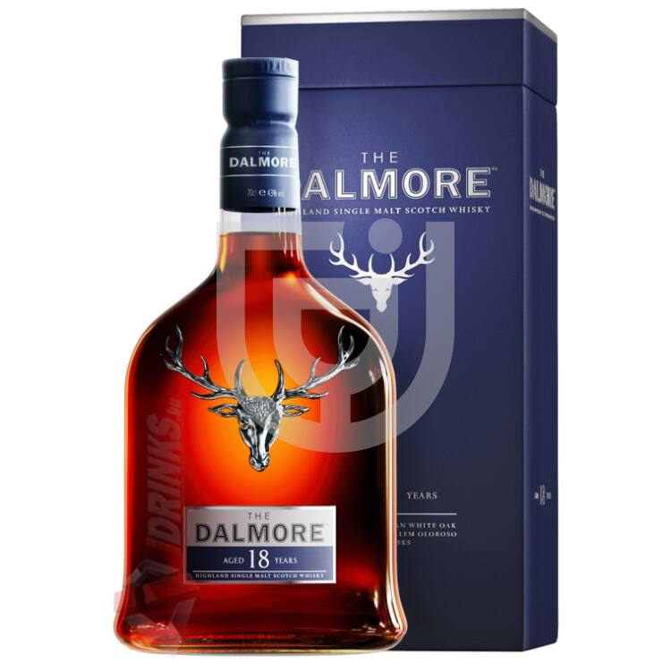 Dalmore 18 Years Whisky [0,7L|43%]