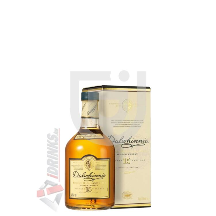 Dalwhinnie 15 Years Whisky Mini [0,2L 43%]