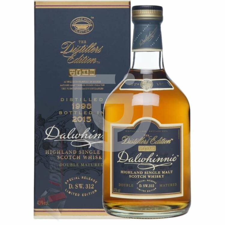 Dalwhinnie Distillers Edition Whisky [0,7L|43%]