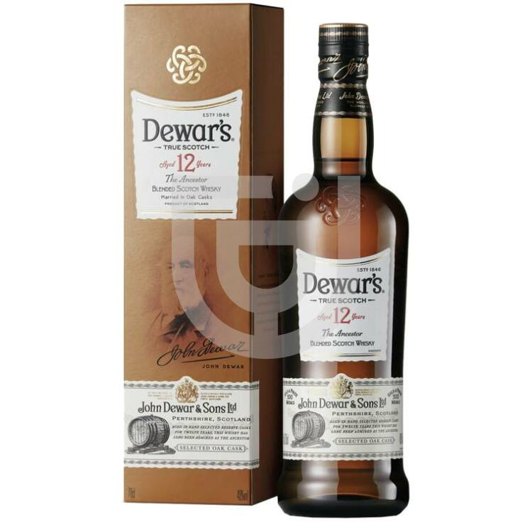 Dewars 12 Years Whisky [1L|40%]