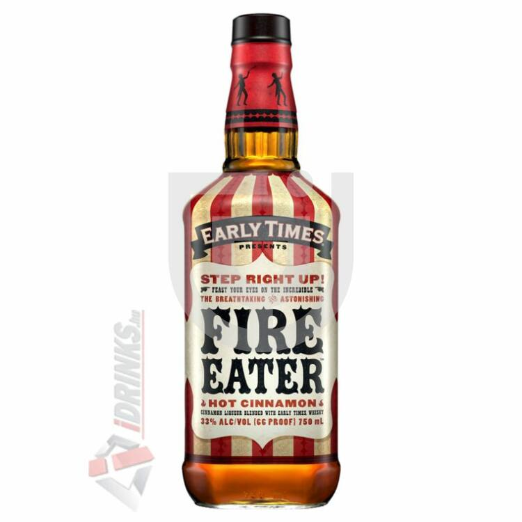 Early Times Fire Eater Whiskey [0,7L|35%]