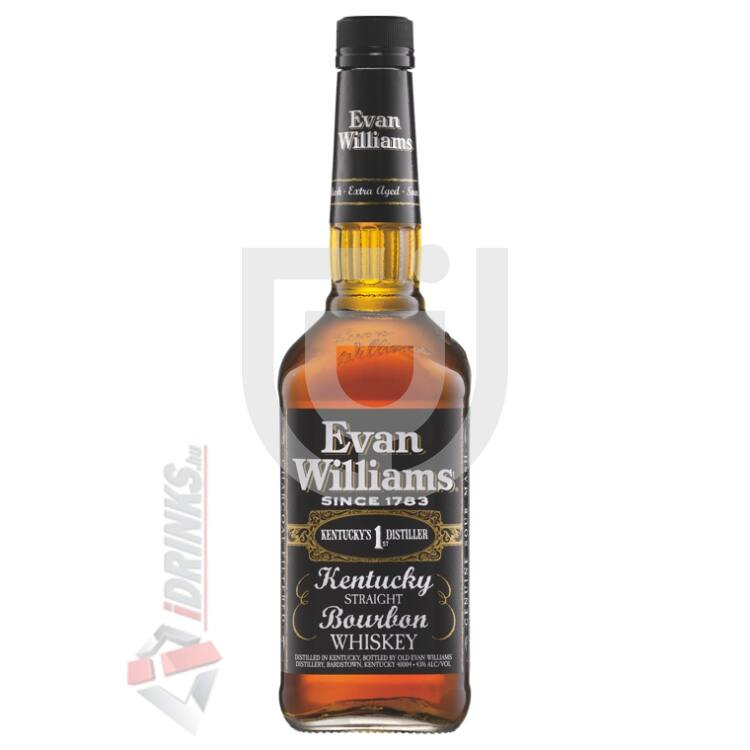 Evan Williams Bourbon Whiskey [1L|43%]