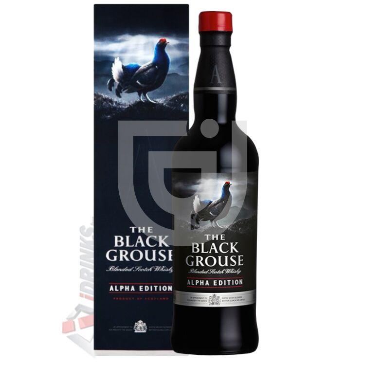 The Black Grouse Alpha Edition Whisky [0,7L|40%]