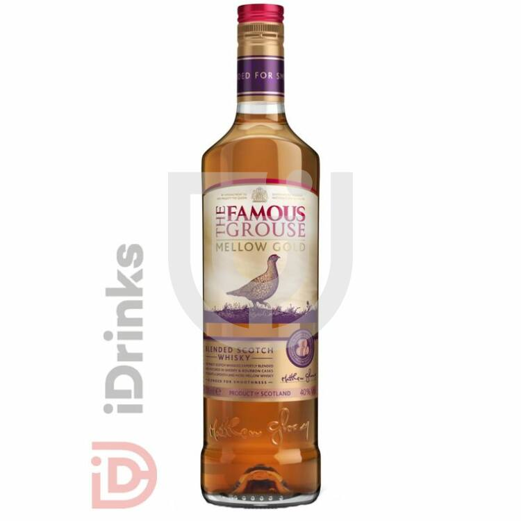 Famous Grouse Mellow Gold Whisky [1L|40%]