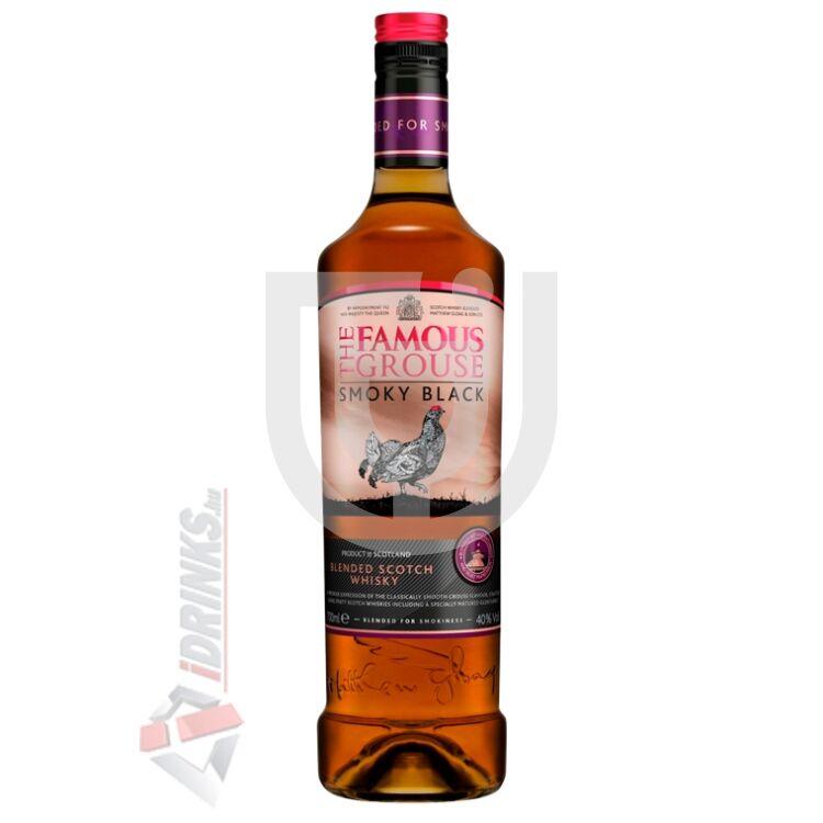 Famous Grouse Smoky Black Whisky [0,7L|40%]