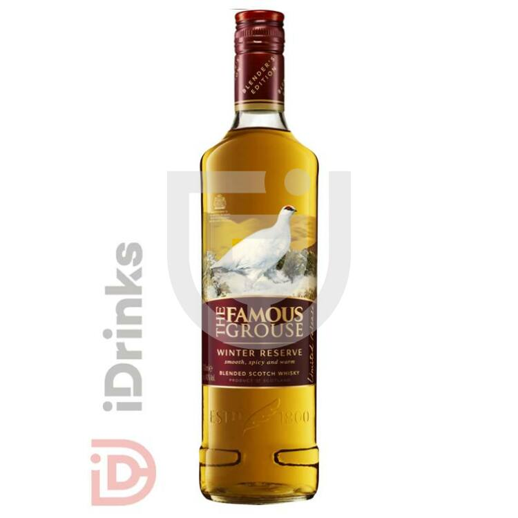 Famous Grouse Winter Reserve Whisky [1L 40%]