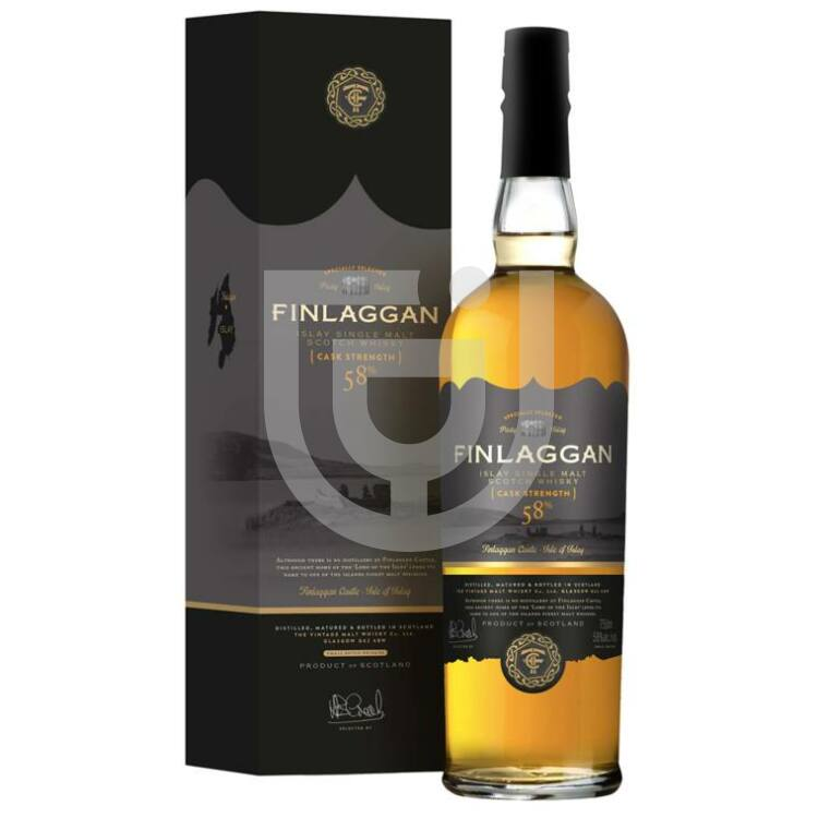 Finlaggan Cask Strength Whisky [0,7L|58%]