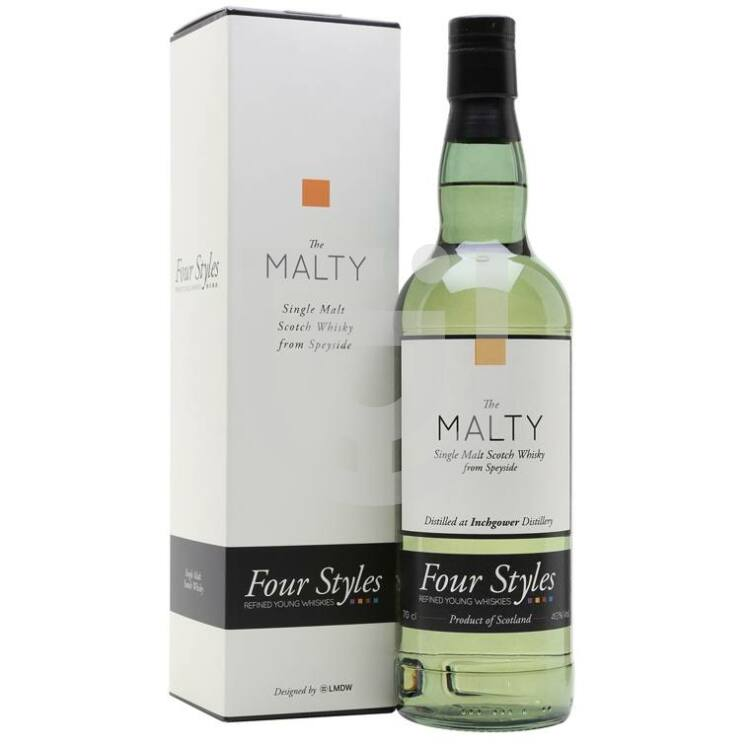 Four Style Inchgower 2013 - The Malty Whisky [0,7L|40%]