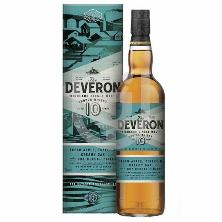 Glen Deveron 10 Years Whisky [0,7L 40%]