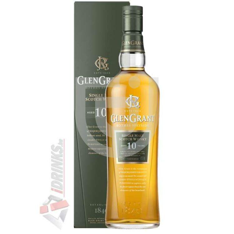 Glen Grant 10 Years Whisky [0,7L|40%]