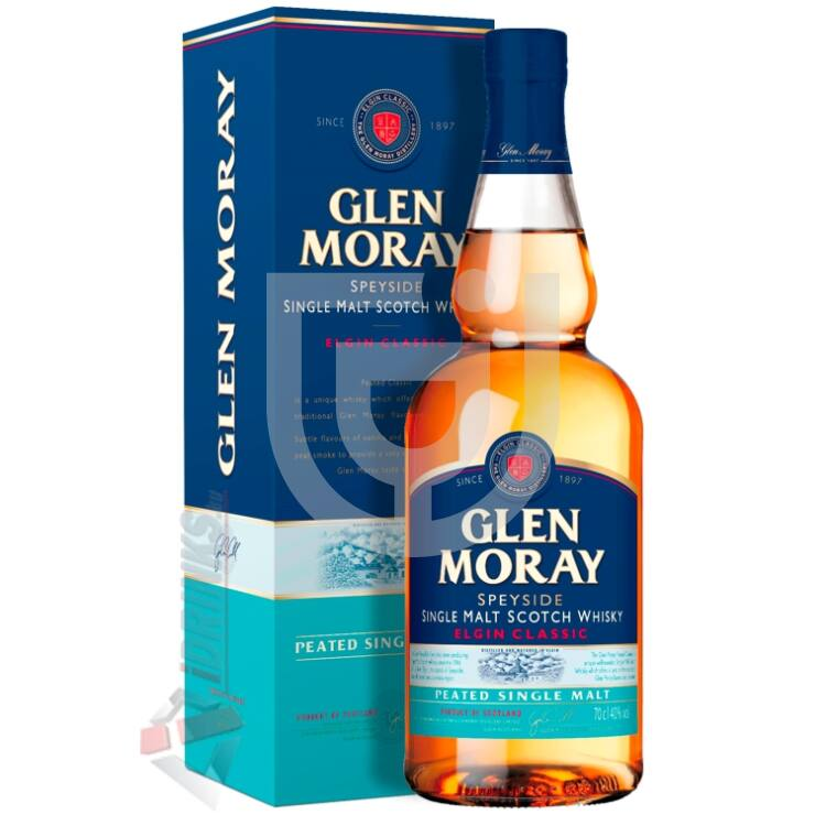 Glen Moray Elgin Classic Peated Whisky [0,7L|40%]