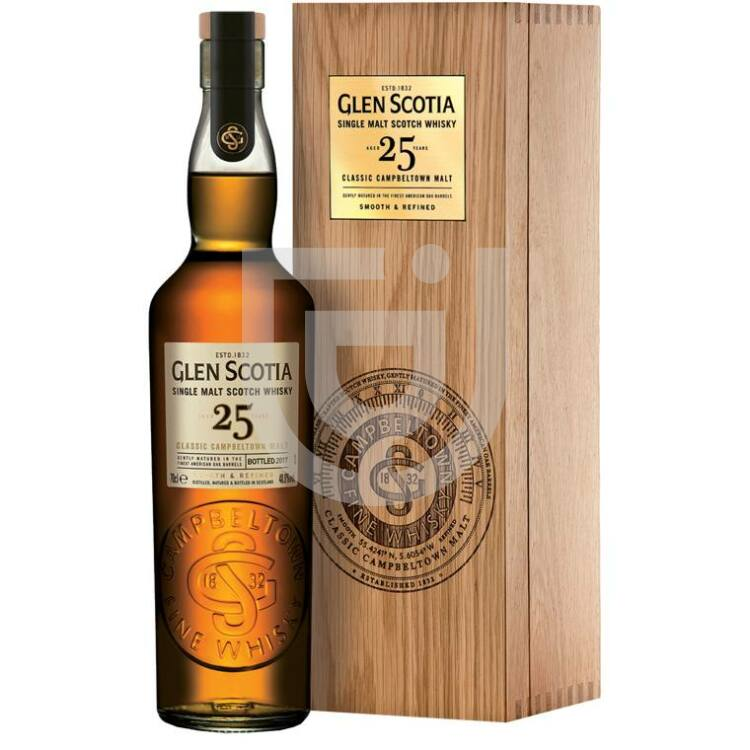 Glen Scotia 25 Years Whisky [0,7L|48,8%]