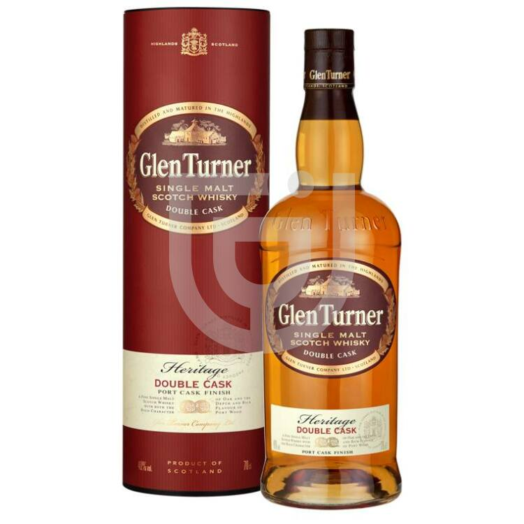 Glen Turner Heritage Double Wood Whisky [0,7L|40%]