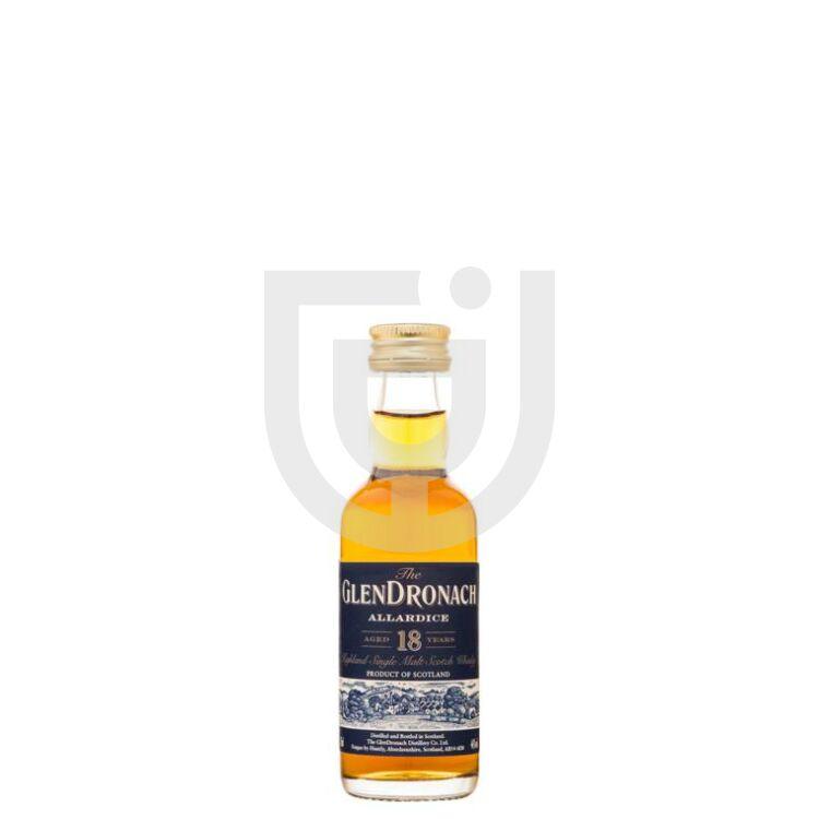 Glendronach 18 Years Whisky Mini [0,05L|46%]