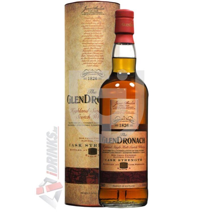 GlenDronach Cask Strength Bach No.5 Whisky [0,7L|55,3%]