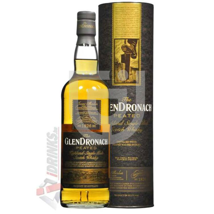 Glendronach Peated Whisky [0,7L|46%]