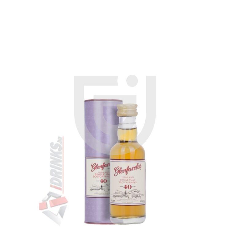 Glenfarclas 40 Years Whisky Mini [0,05L|46%]