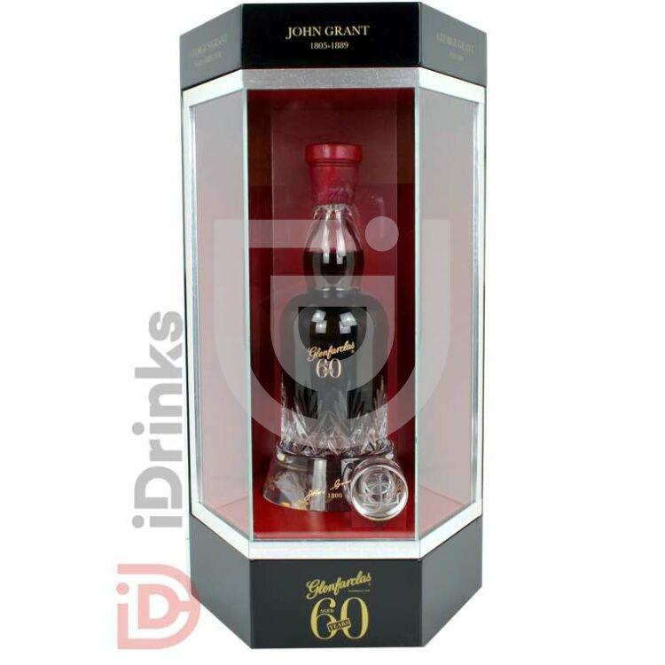 Glenfarclas 60 Years Whisky [0,7L 43,3%]
