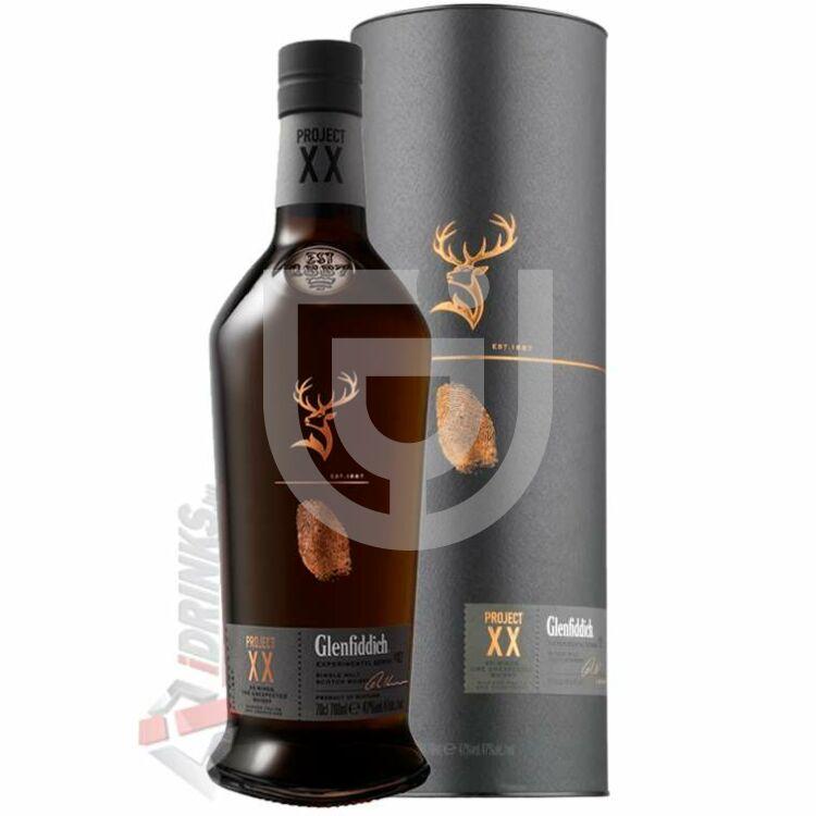 Glenfiddich Project XX Whisky [0,7L|47%]