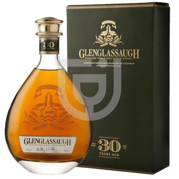 Glenglassaugh 30 Years Whisky [0,7L 44,8%]