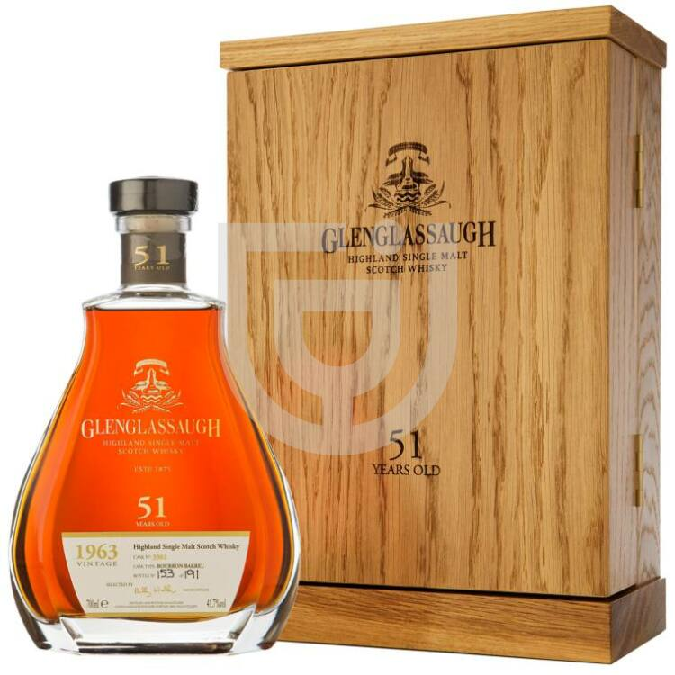 Glenglassaugh 51 Years Whisky [0,7L|41,7%]