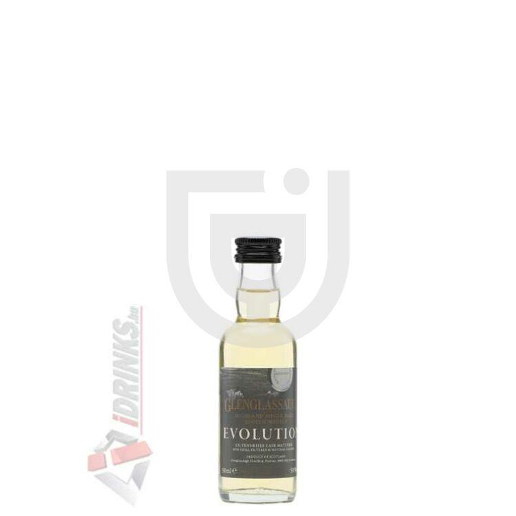 Glenglassaugh Evolution Whisky Mini [0,05L|50%]